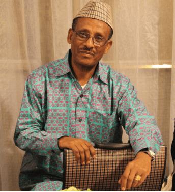 PMC-Ethiopia's retired country representative Negussie Teffera