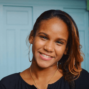 Donor Engagement Officer Bria Holness